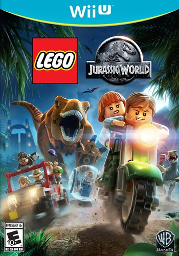 LEGO Jurassic World WiiU coverM (ALJEWR)
