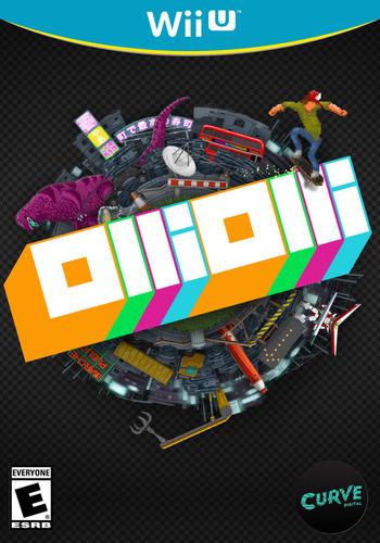 OlliOlli WiiU coverM (ALLE)