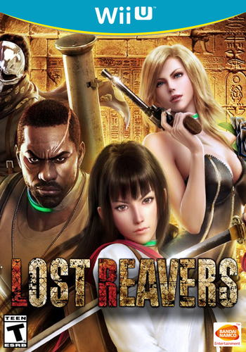 LOST REAVERS WiiU coverM (APHE)