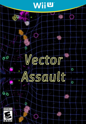 Vector Assault WiiU coverM (APJE)