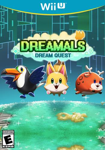 Dreamals - Dream Quest WiiU coverM (AQBE)