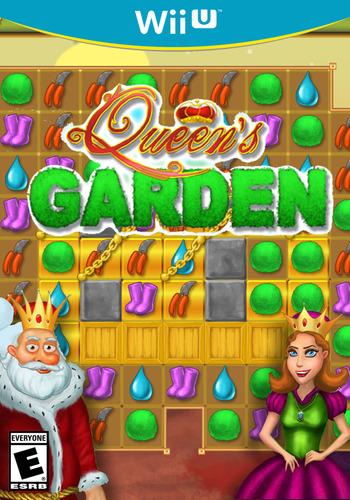 Queen's Garden WiiU coverM (AQNE)