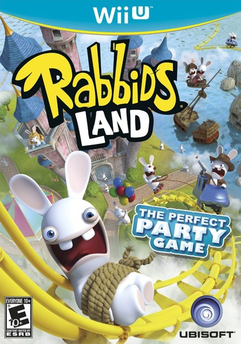 Rabbids Land WiiU coverM (ARBE41)