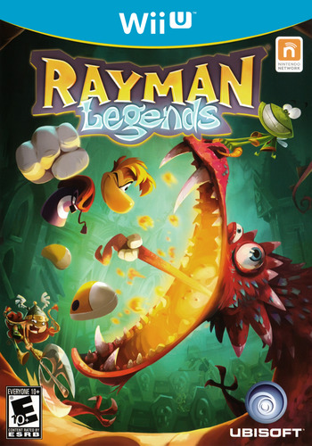 Rayman Legends WiiU coverM (ARME41)