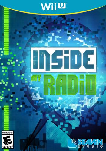 Inside My Radio Array coverM (ARQE)