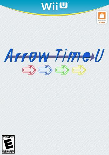Arrow Time U WiiU coverM (ARUE)