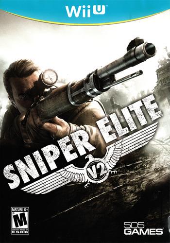 Sniper Elite V2 WiiU coverM (AS8EGT)