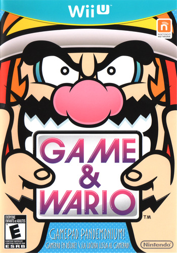 Game & Wario WiiU coverM (ASAE01)