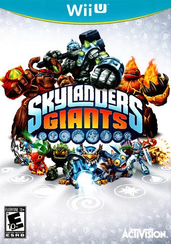 Skylanders: Giants Array coverM (ASLE52)