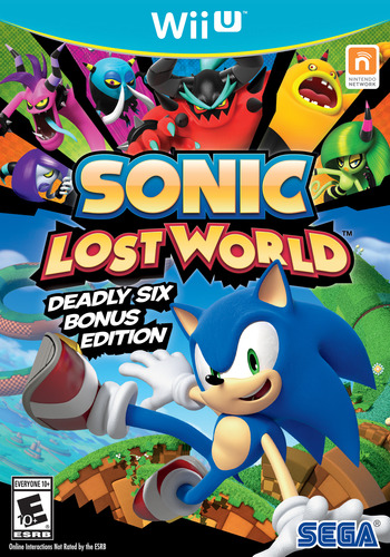 Sonic Lost World WiiU coverM (ASNE8P)
