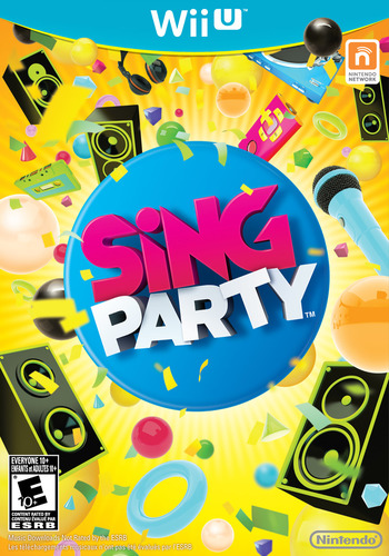 SiNG Party WiiU coverM (ASWE01)