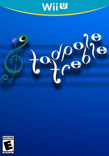 Tadpole Treble WiiU coverM (ATAE)