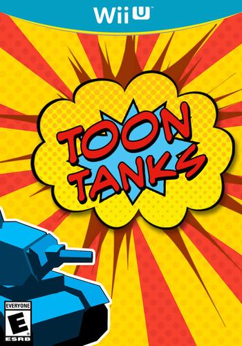 Toon Tanks Array coverM (ATNE)