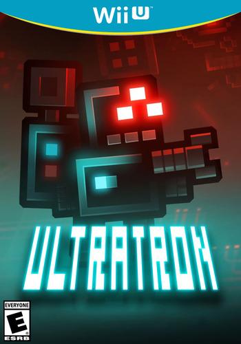 Ultratron WiiU coverM (AUTE)