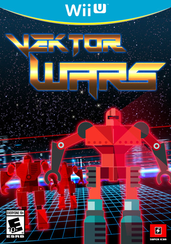 Vektor Wars WiiU coverM (AVWE)
