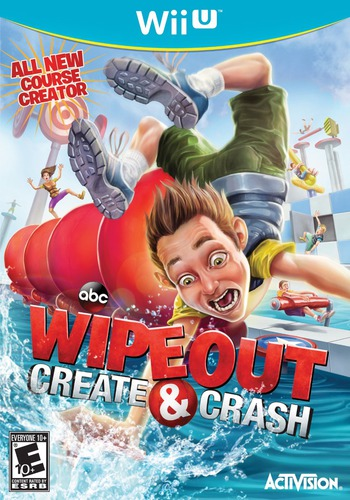 Wipeout: Create & Crash WiiU coverM (AW4E52)