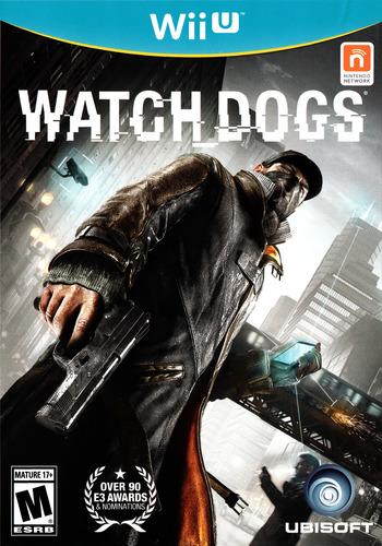 Watch Dogs WiiU coverM (AWCE41)