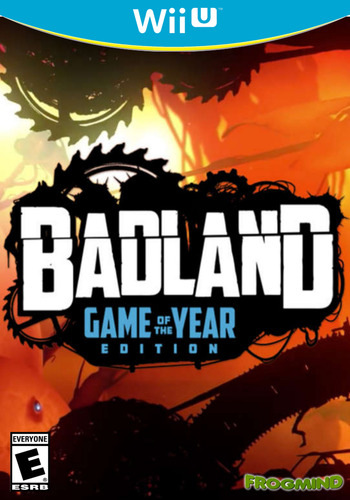 Badland - Game Of The Year Edition WiiU coverM (BADE)