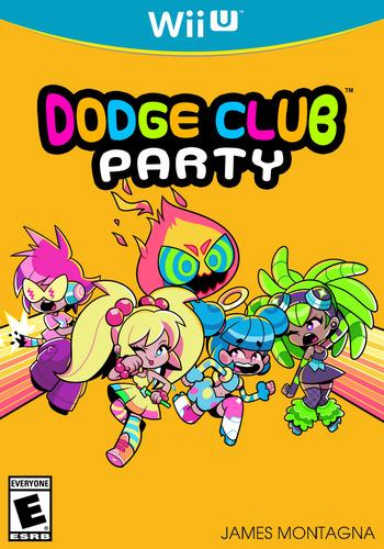 Dodge Club Party WiiU coverM (BDGE)