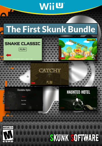 The First Skunk Bundle WiiU coverM (BFKE)