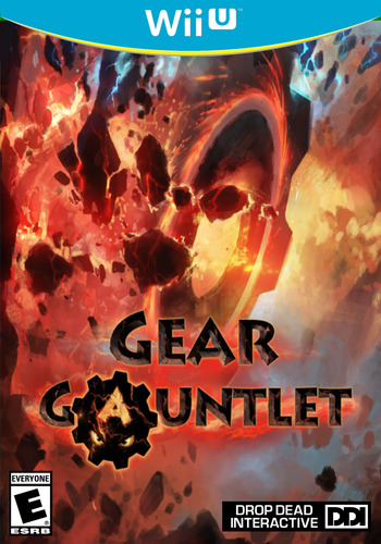 Gear Gauntlet WiiU coverM (BGGE)