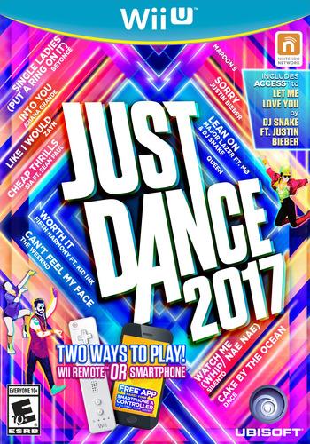Just Dance 2017 WiiU coverM (BJ7E41)