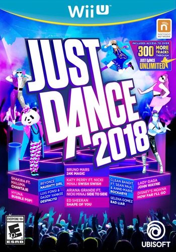 Just Dance 2018 WiiU coverM (BJ8E41)