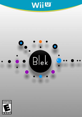 Blek WiiU coverM (BL9E)