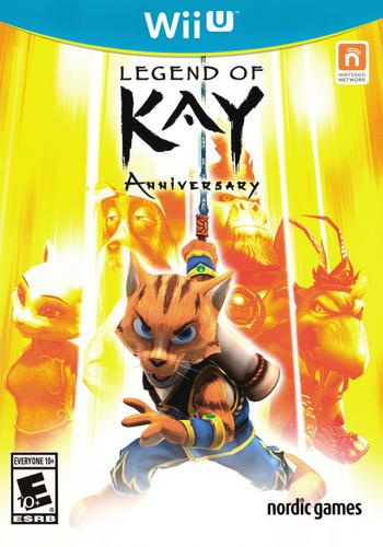 Legend of Kay Anniversary Array coverM (BLKE6V)
