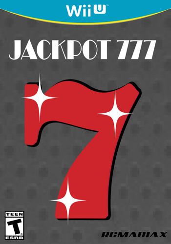 Jackpot 777 WiiU coverM (BMWE)