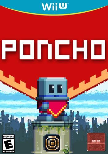 PONCHO WiiU coverM (BP4E)