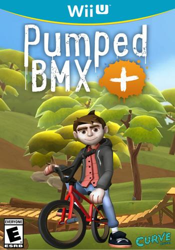 Pumped BMX + WiiU coverM (BPBE)