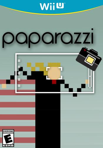 Paparazzi WiiU coverM (BPPE)