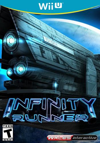 Infinity Runner WiiU coverM (BRNE)