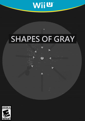 Shapes of Gray WiiU coverM (BSGE)