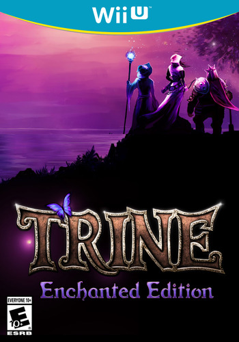 Trine Enchanted Edition WiiU coverM (BTEE)