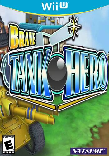 Brave Tank Hero WiiU coverM (BTKE)