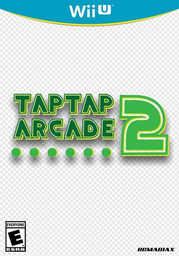 TAP TAP ARCADE 2 Array coverM (BTNE)