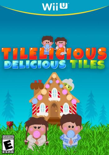 Tilelicious: Delicious Tiles WiiU coverM (BTSE)