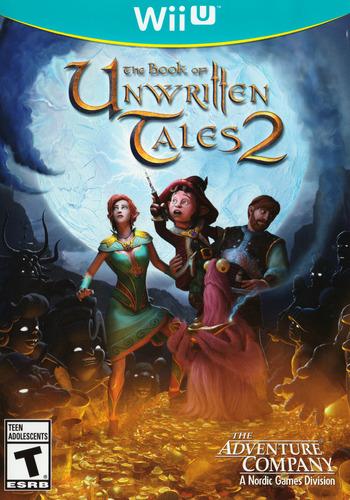 The Book of Unwritten Tales 2 WiiU coverM (BUTE6V)