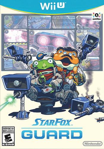 Star Fox Guard WiiU coverM (BWFE01)