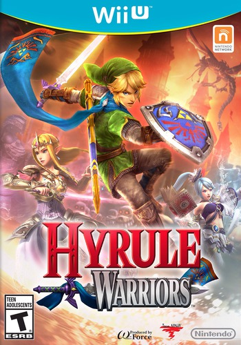 Hyrule Warriors Array coverM (BWPE01)