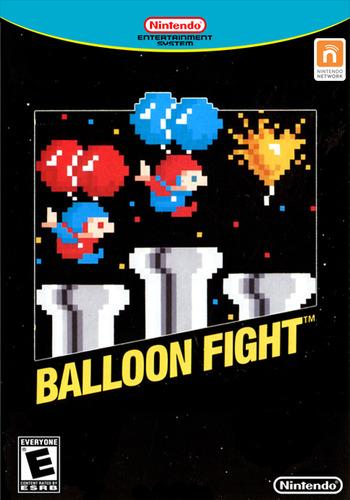 Balloon Fight WiiU coverM (FAJE)