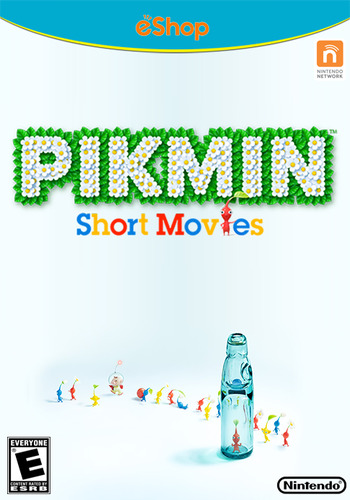 Pikmin Short Movies HD WiiU coverM (MCVE)