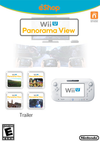 Wii U Panorama View: Trailer WiiU coverM (SPGE)
