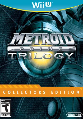 Metroid Prime: Trilogy WiiU coverM (VAGE)