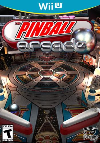 Pinball Arcade WiiU coverM (WACE)