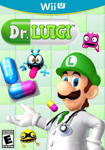 Dr. Luigi WiiU coverM (WAQE)