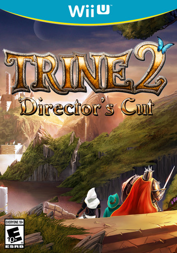 Trine 2: Director's Cut WiiU coverM (WBDE)