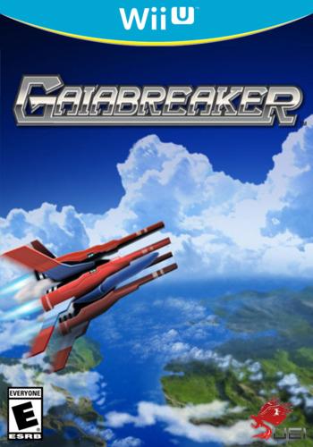 Gaiabreaker WiiU coverM (WBGE)